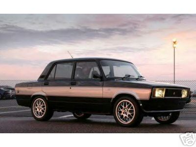 Re: 1996 Lada Riva 1.5E - MOT passed! Post by y282 on Oct 19, 2010, 3:54pm