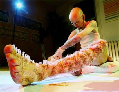 World's Most Body Piercings