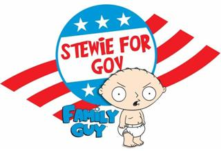 Stewie For Gov