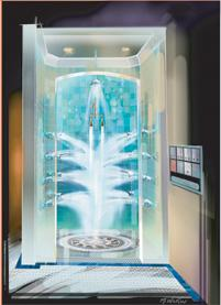 Marvelous The SilverTAG Shower Uses And Reinterprets Traditional European  Hydrotherapies, Including Varying Temperatures And Pressure, To Simulate  The Feeling Of ...